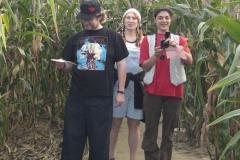 Fun-time-Aktion Maisfeldlabyrinth 2006