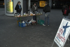 Kaffeeaktion 2007