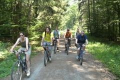 """Fun-tume-Aktion """"Fahrradtour"""" 2007"""