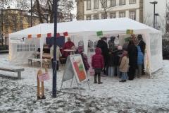 Weihnachtsmarkt der Offenbacher Tafel 2009