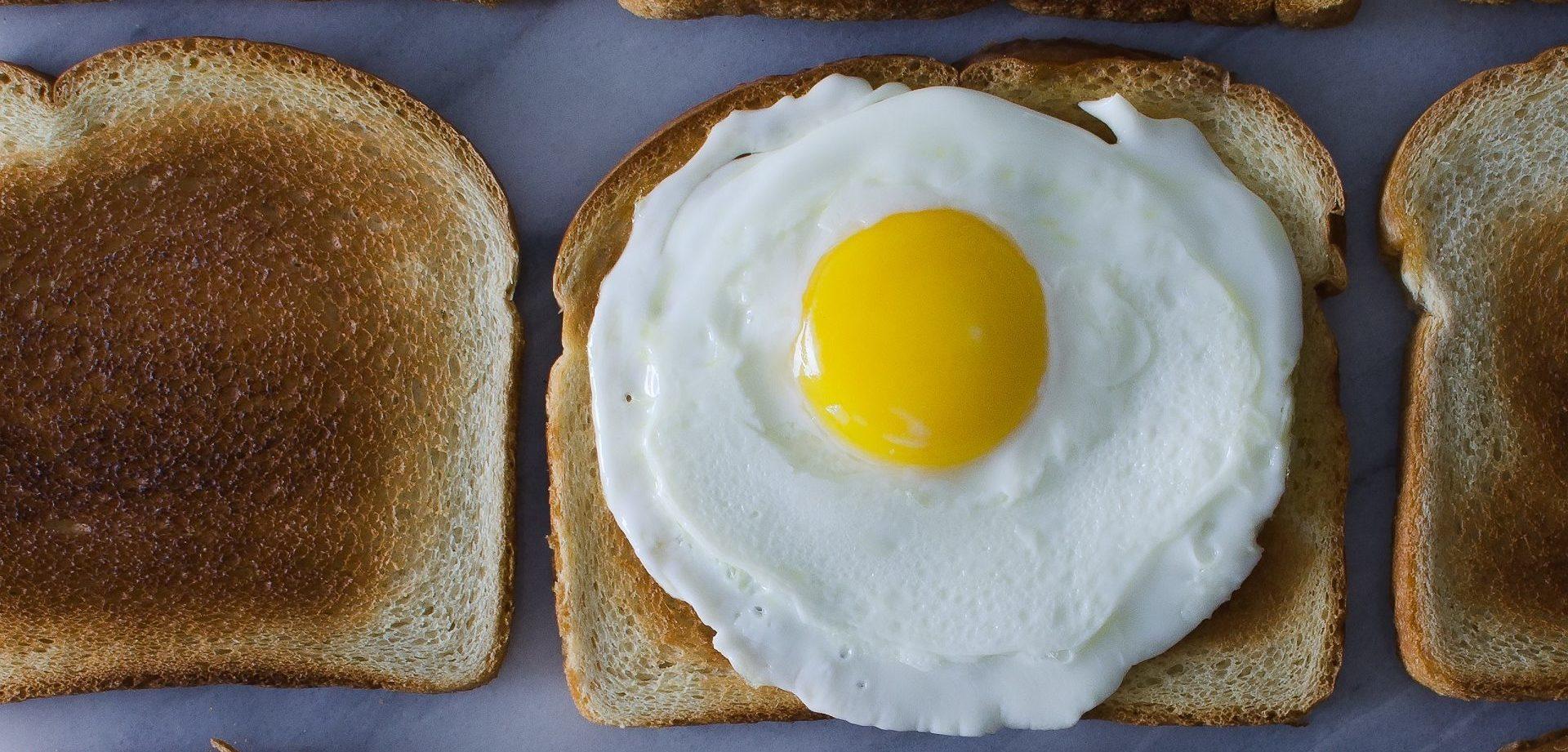 Frühstücke mit uns!